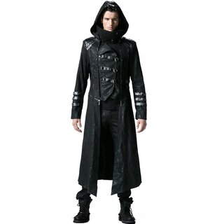 Punk Rave Gents Coat / Jacket - Scorpio XXL