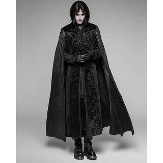 Punk Rave Gents Coat - Vampyr