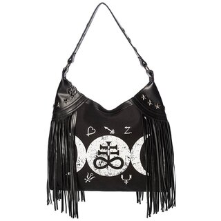 Banned Alternative Shopper Handtasche - Tempest