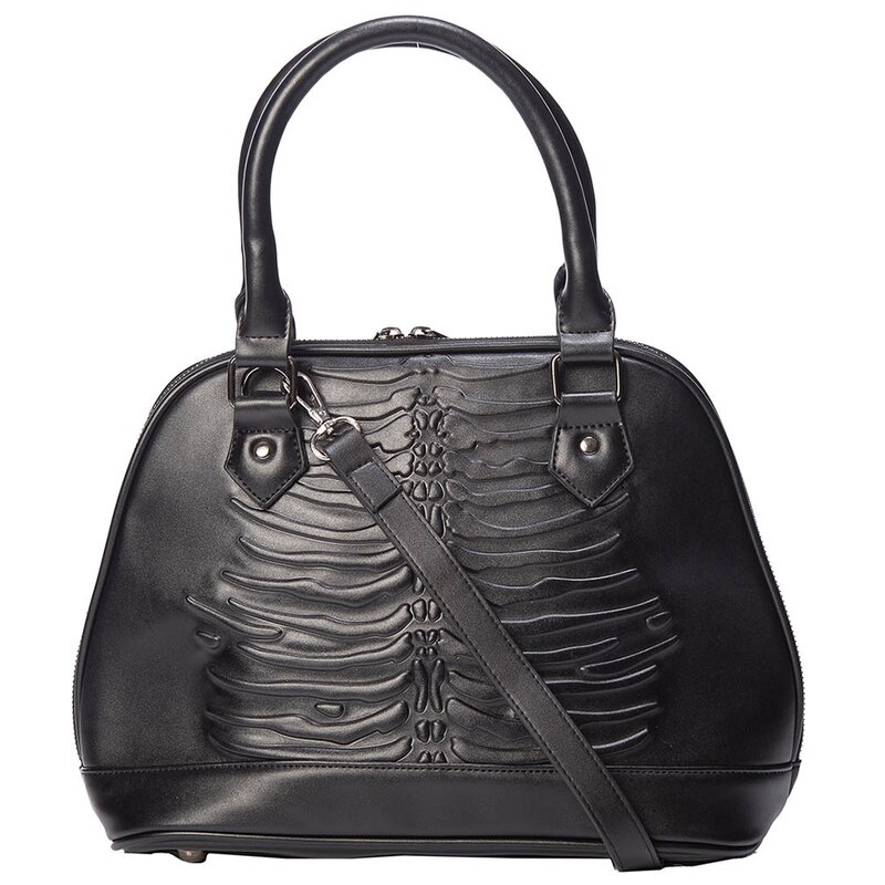 Banned Alternative Bowling Handbag - Umbra