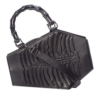 Banned Alternative Handbag - Amaranth