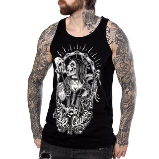 Hyraw Tank Top - Voodoo Queen