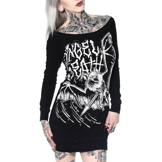 Hyraw Mini Dress - Angel Of Death