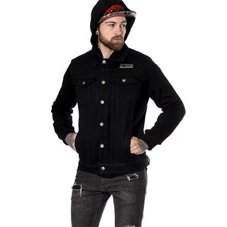 Hyraw Denim Jacket - Ghost Brigade