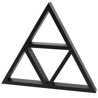 Killstar Wall Shelf - Triangle