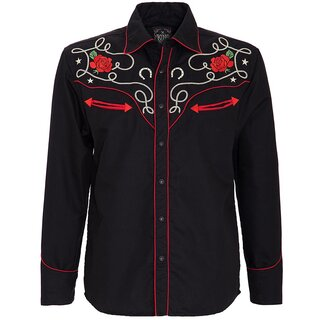 King Kerosin Western Shirt - Mexican