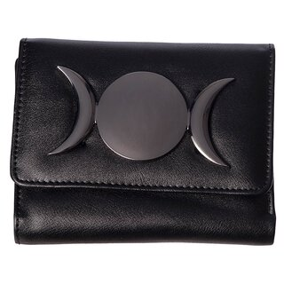 Banned Alternative Wallet - Vidonia Triple Moon