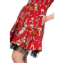 Banned Retro Minikleid - Cowgirl XS