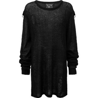 Killstar Knitted Sweater - High Voltage