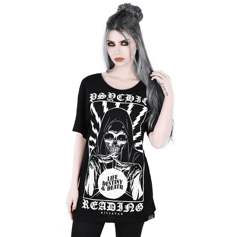 Killstar Top Relaxed Top - Psichico