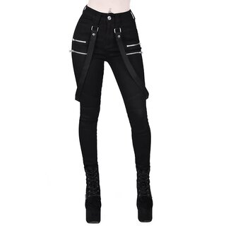 Killstar Jeans Hose - Warfare