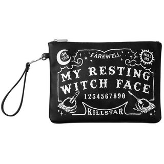 Killstar Kosmetiktasche - Witch Face