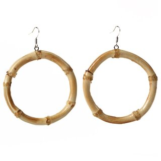 Voodoo Vixen Earrings - Tammy Bamboo