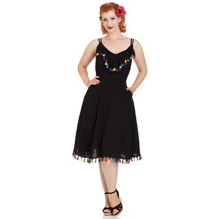 Voodoo Vixen Summer Dress - Veronica