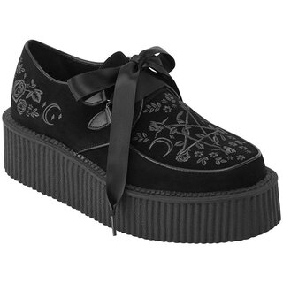 Killstar Plateauschuhe - Enchant Me Creepers
