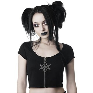 Killstar Crop Top - Sacred Sixx