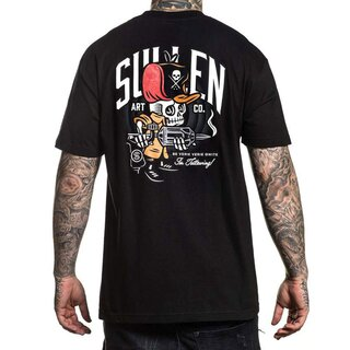 Sullen Clothing T-Shirt - Trigger Happy M