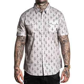Sullen Clothing Shirt - Deal Breaker Button Up