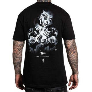 Sullen Clothing T-Shirt - Cool Gray