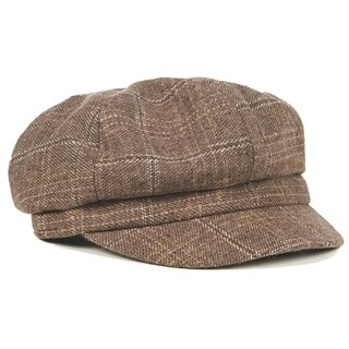 Banned Retro Newsy Cap - Newsboy Taupe