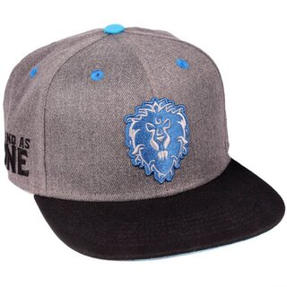 World of Warcraft Snapback Cap - BFA Alliance