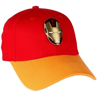 Iron Man Baseball Cap - Metal Vintage