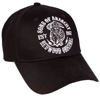 Sons of Anarchy Baseball Cap - SOA Logo