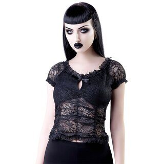 Killstar Lace Blouse - Holly