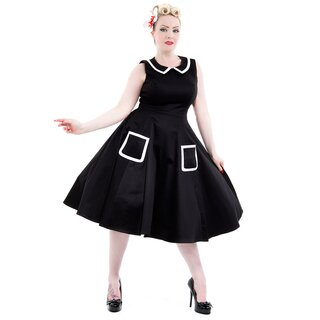 H&R London Vintage Kleid - Sadie