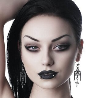 Killstar Earrings - Gothik