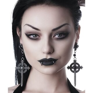 Killstar Earrings - Rosary