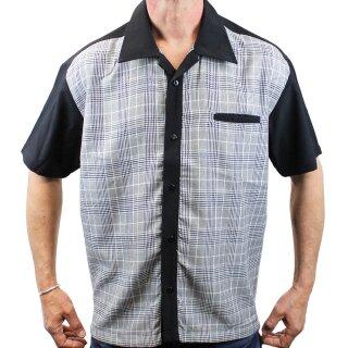 e8df8db3500359 Steady Clothing Vintage Bowling Shirt - Bad News Felix.
