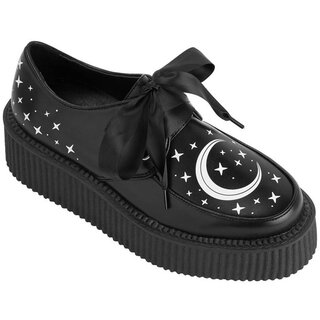Killstar Plateauschuhe - Moonbeam Creepers