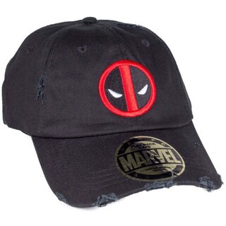 Deadpool Baseball Cap - Grunge