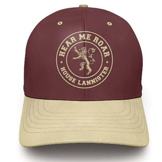 Game Of Thrones Baseball Cap - Lannister