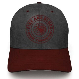 Game Of Thrones Baseball Cap - Targaryen