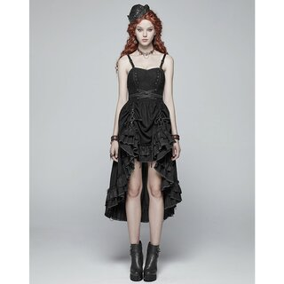 Punk Rave Steampunk Kleid - Druidess