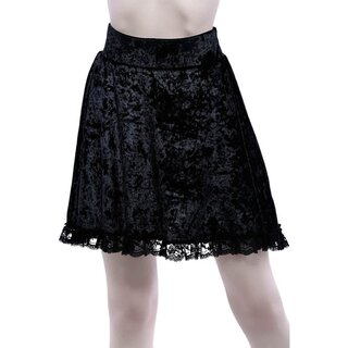 Killstar Skater Skirt - Nadia