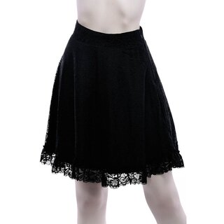 Killstar Skater Skirt - Caspia