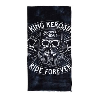 King Kerosin Tube Scarf - Shovel Head Tunnel