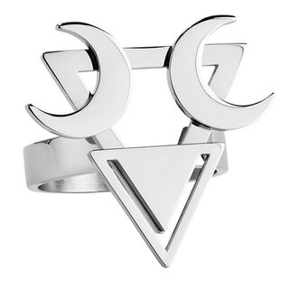 Killstar Ring - Cyra