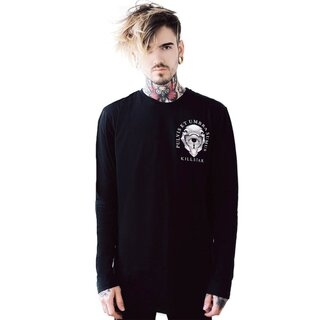 Killstar Long Sleeve T-Shirt - Dust