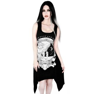 Killstar Tank Dress - Dust