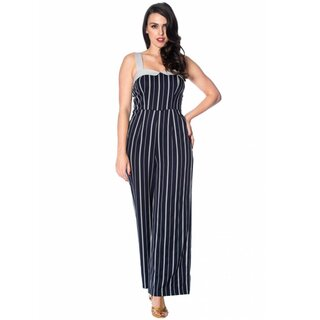 Banned Retro Jumpsuit - Summer Breeze