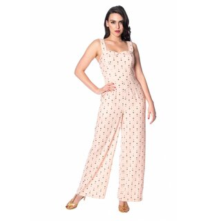 Banned Retro Jumpsuit - Geo Lachs