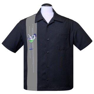 84c4feab5dfff4 Steady Clothing Vintage Bowling Shirt - Martini Girl