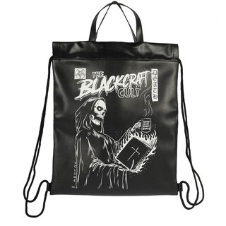 Blackcraft Cult Shopper Beuteltasche - BC Comic V3