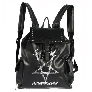 Blackcraft Cult Backpack - Never Trust The Living