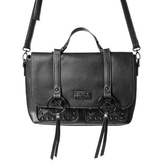 Blackcraft Cult Messengertasche - Pentagram
