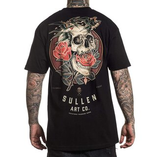 Sullen Clothing T-Shirt - Emerald Sky